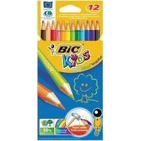Bic Stationery - Colour Pencils 12 Pk