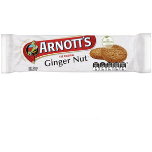 Arnott's Ginger Nut biscuits 250g