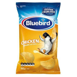 Bluebird Chips 150g - Chicken