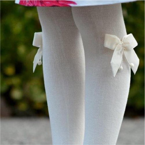 Condor Tights with Bows