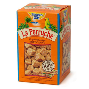 La Perruche Sugar Cubes 750g - Brown Sugar