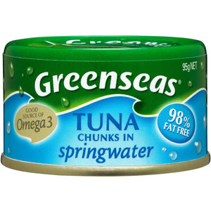 Greenseas Tuna in Springwater 95g