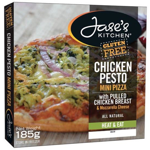Chicken Pesto Mini Pizza Gluten Free 185g