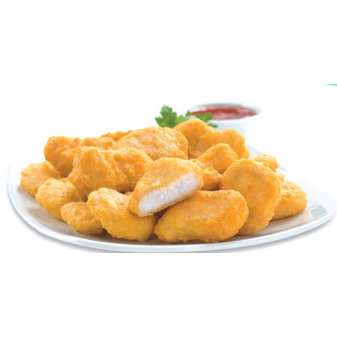 Ingham Chicken Tempura Breast Nuggets 1kg
