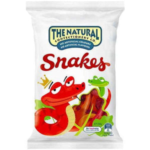 The Natural Confectionery Co Snakes 200g