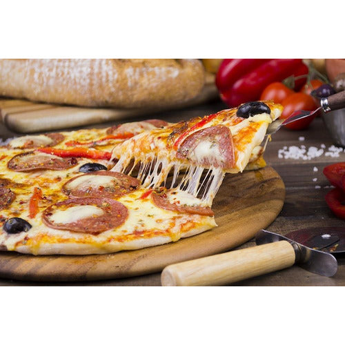 "Gourmet Hot Pizza 11"" - Calabrese"