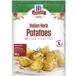 McCormick Italian Herb Potatoes