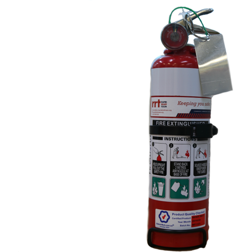 RRT Fire Extinguisher 1.0kg