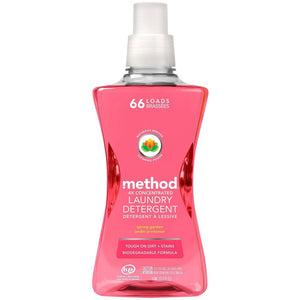 Method Liquid Laundry Detergent - Spring Garden
