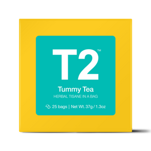 T2 - 25 Pack - Tummy Tea