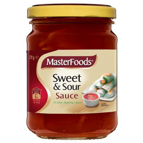 Masterfoods Sweet & Sour 270g