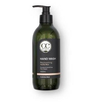 Organic Care Replenishing Soft Vanilla Shea Handwash 400ml