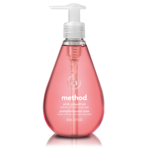 Method Gel Hand Wash - Pink Grapefruit