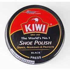 Kiwi Shoe Polish - Black - Paste 36gm