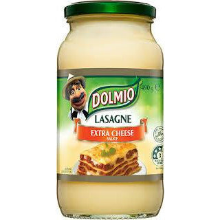 Dolmio Lasagna Cheese Sauce 490gm