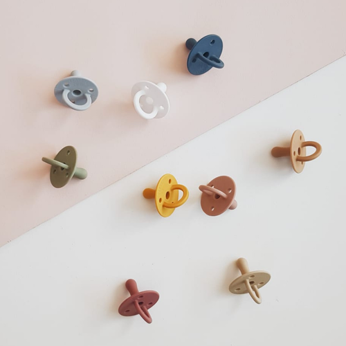 Classical Child Coloured Pacifiers