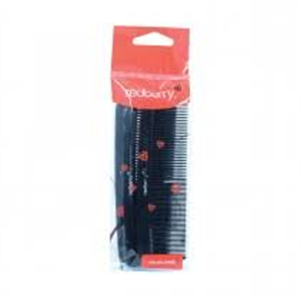 Redberry Black Comb 4pk