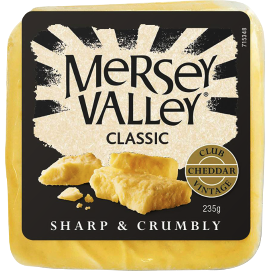 Mersey Valley Classic Cheese 235g