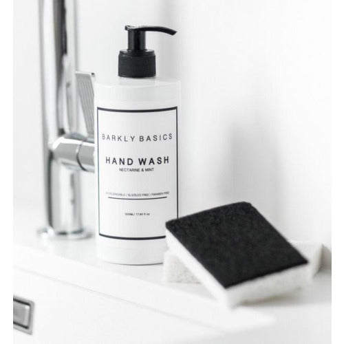 Hand Wash Nectarine & Mint