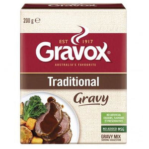 Gravox Traditional Gravy Powder 200g