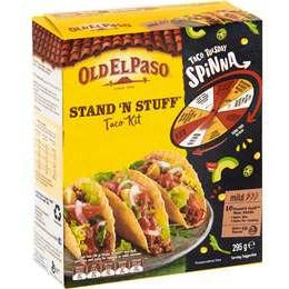 Old El Paso Stand n Stuff Taco Kit 295g