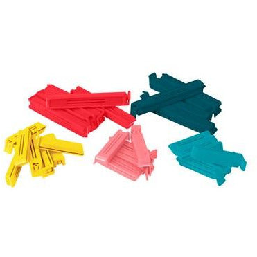 Sealing Clips Mixed Bag Set of 30