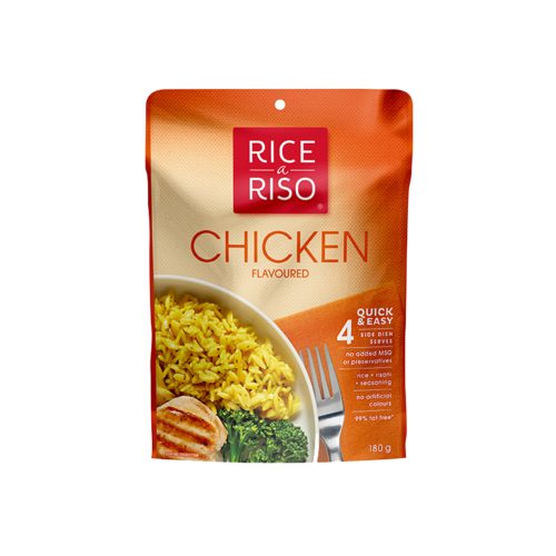 Rice A Riso Flavoured Rice Chicken 180g