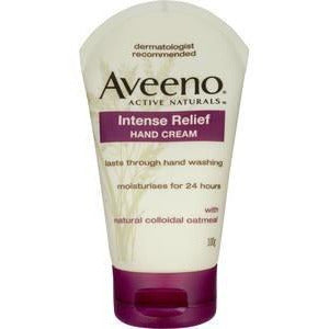 Aveeno Intense Relief Hand Cream 100g