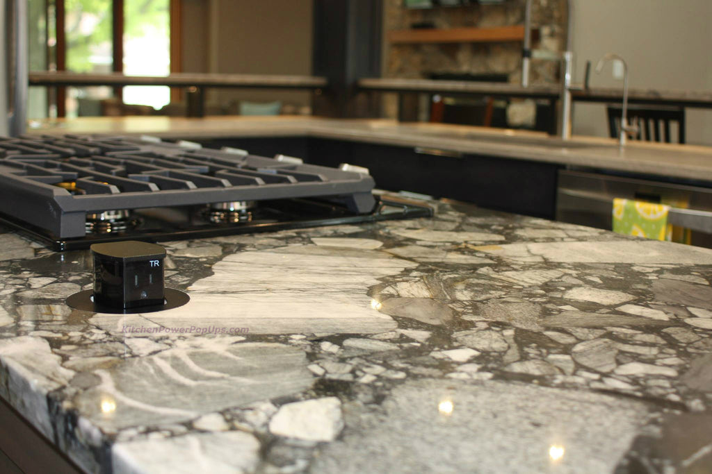 5 Reasons Why You May Need a Pop-Up Outlet in a Kitchen Countertop