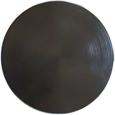 Black Plastic Replacement Cover for PUR-QI Series Pop Ups
