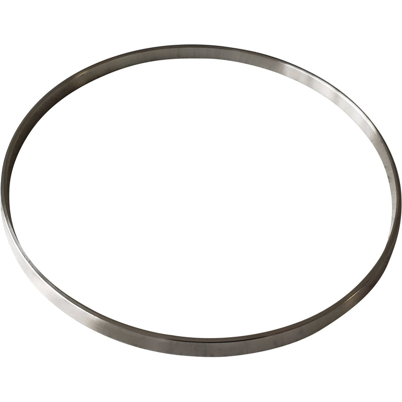 Nickel Trim Ring for PUR Series Pop Ups