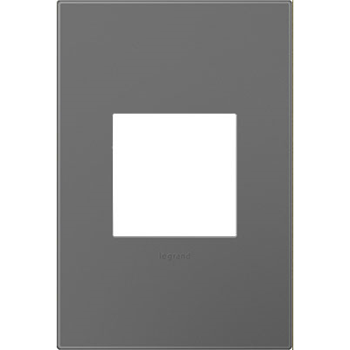Adorne 1 Gang Magnesium Wall Plate