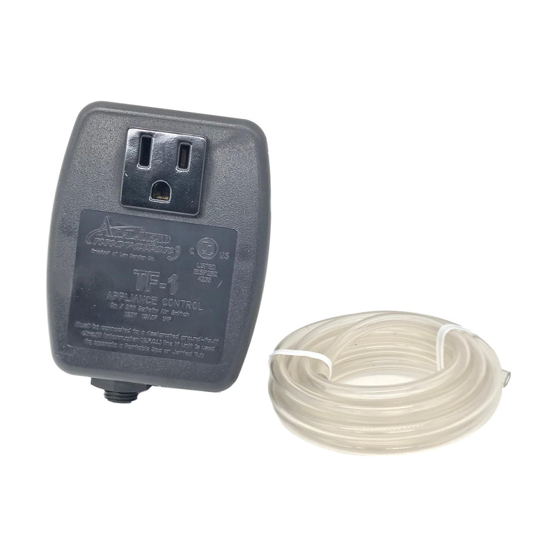 Single Outlet Power Controller and Air Tubing