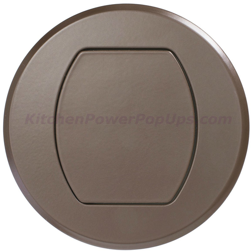 Surface Mount Replacement Cover for RCT Series Boxes - Brown