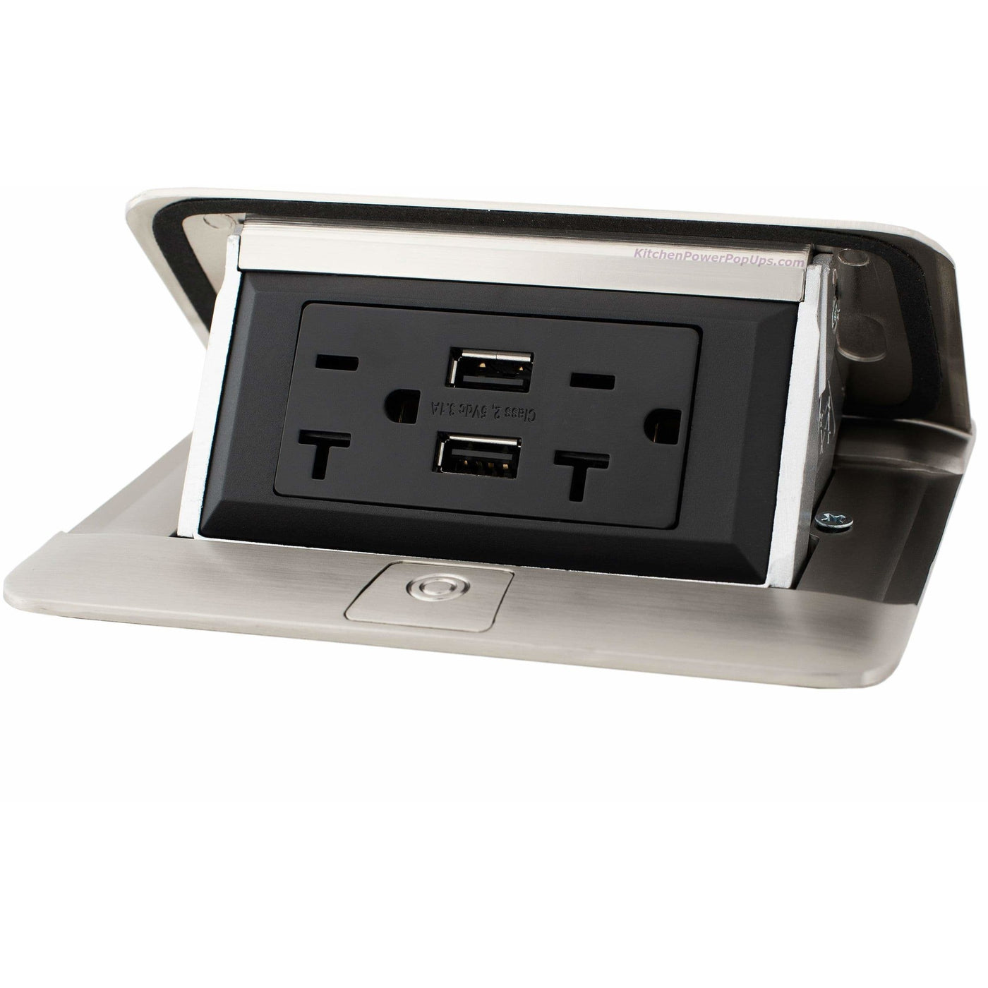 Legrand Wiremold Kitchen Counter Pop Up 20a Usb Plug Outlet