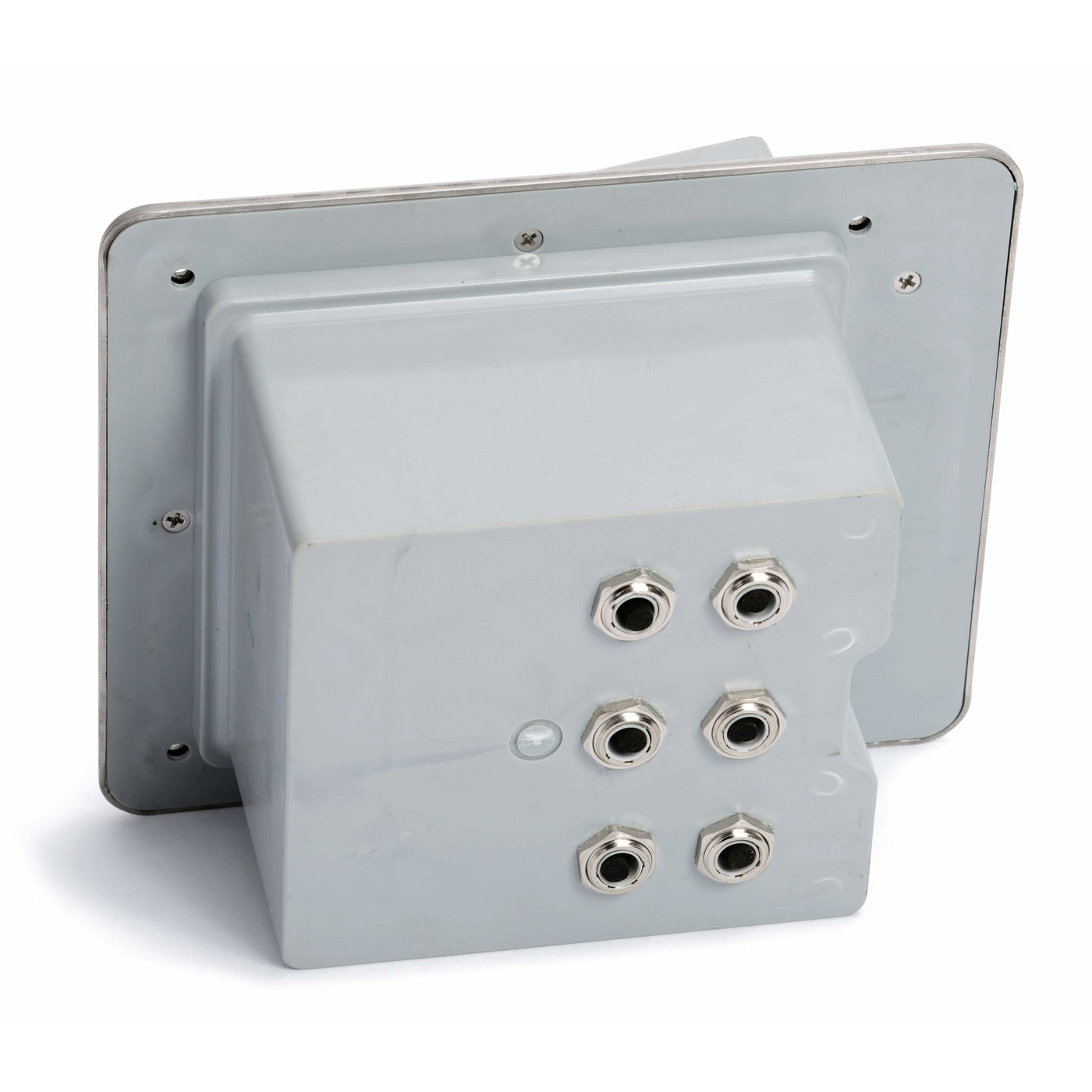 Exterior Pop Up Outlet: Outdoor Ground Pop Up Waterproof Power Outlet, Push Button