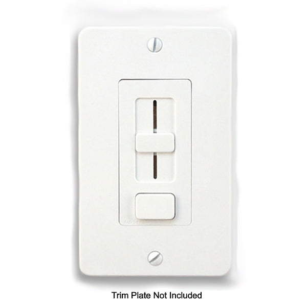 Dimmer Switch with Integrated Driver for LED Tape Light, 60W, 24VDC