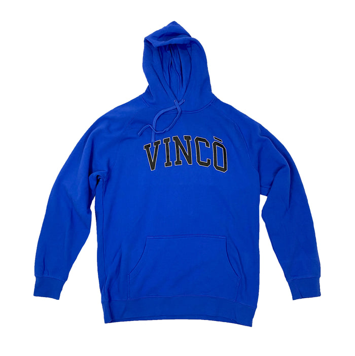 P.E Hood Sweat Shirt Blue
