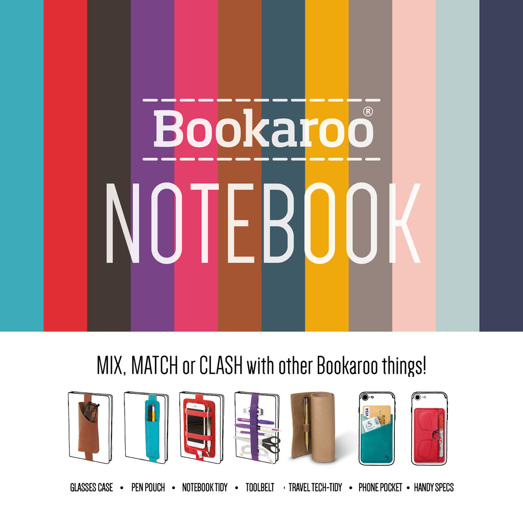 Bookaroo Notebook Gifts