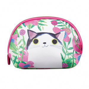 Cosmetic Bag - Planet Cat (Simple Life)