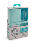 BOOKAROO TRAVEL TECH TIDY - MINT