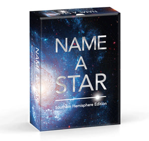 Name a Star - Southern Hemisphere Edition
