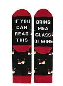 Sofa Socks - Wine
