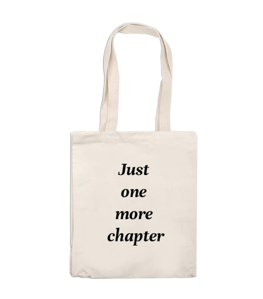 Tote Bag -  One More Chapter