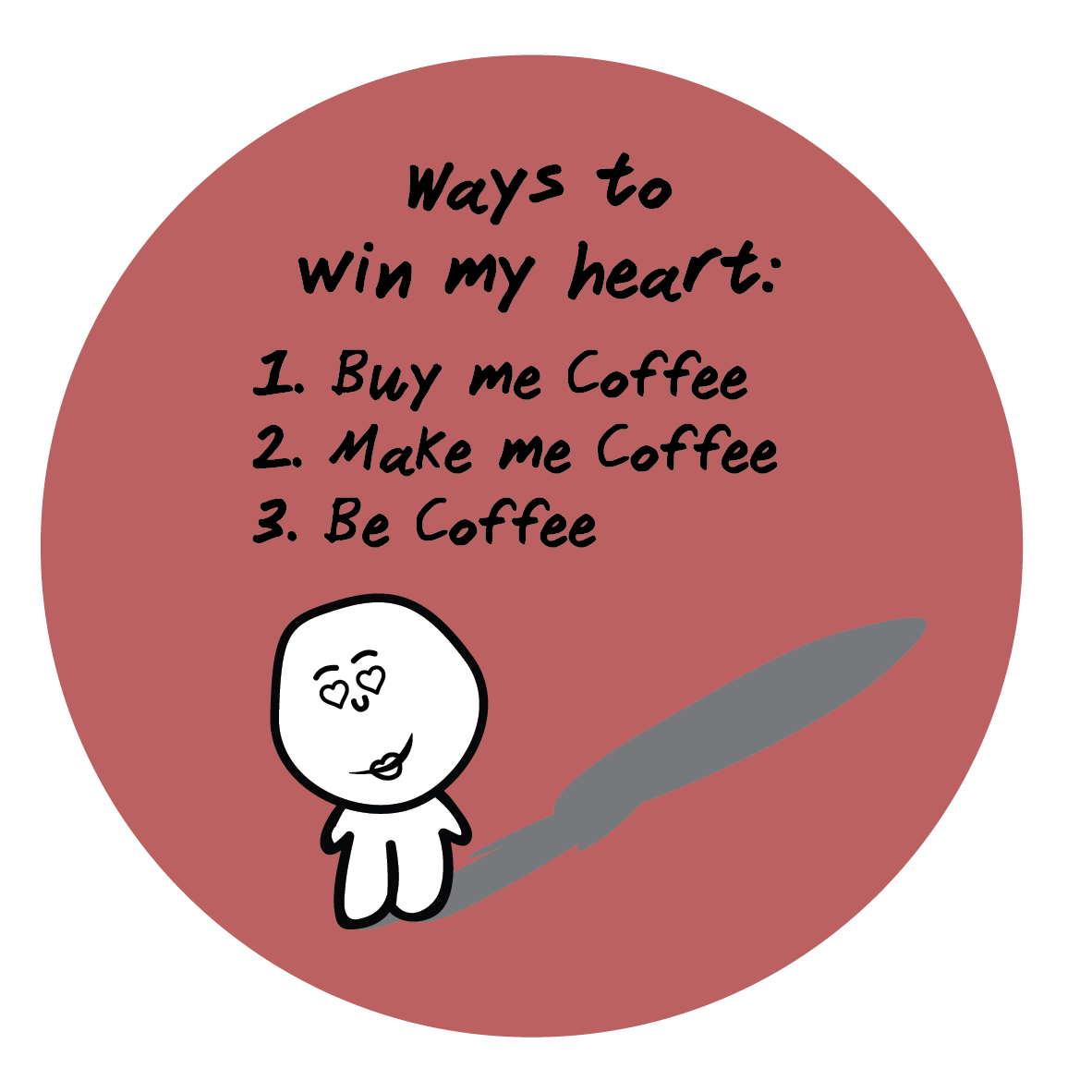 WARMING COASTER - Ways to heart