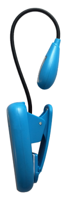 The Flexi Book Light Rechargeable - Blue