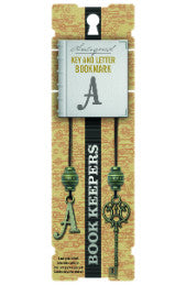 Book Keepers Bookmarks - Letter A
