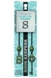 Book Keepers Bookmarks - Letter S