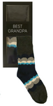 SAY IT WITH SOCKS - BEST GRANDPA