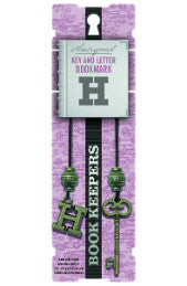 Book Keepers Bookmarks - Letter H
